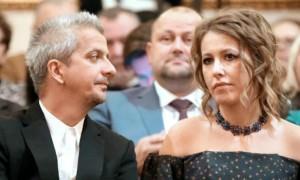Ксения Собчак и Богомолов показали любовь друг к другу