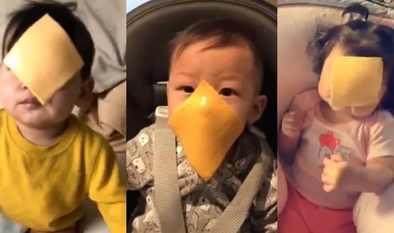 Новый флешмоб: родители  начали массово швырять куски сыра в лица детей