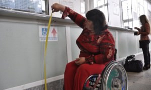 Правительство предложило штрафовать на 100 тысяч за отказ обслуживать инвалидов