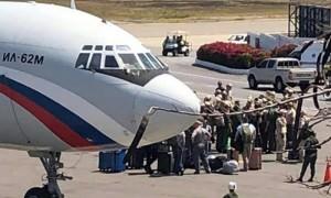 В Венесуэлу из России прибыли два военных самолета