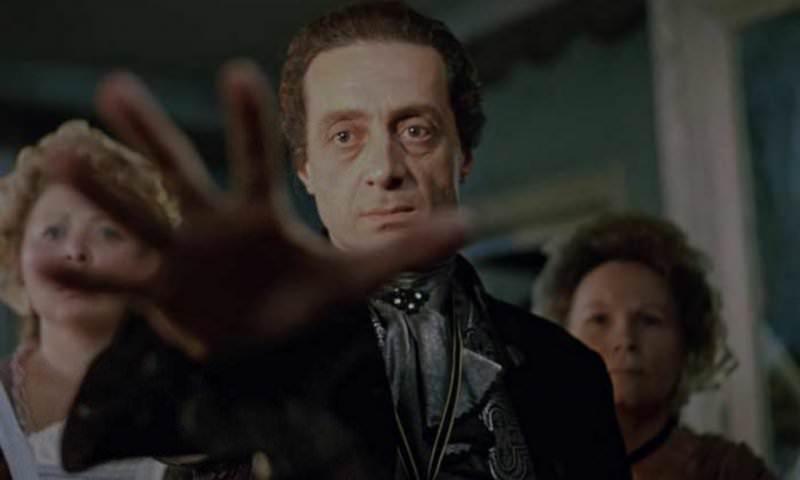Умер Нодар Мгалоблишвили, сыгравший графа Калиостро в фильме «Формула любви»