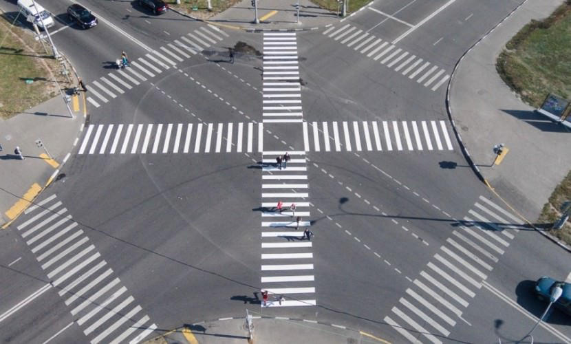 В России протестируют платные перекрестки