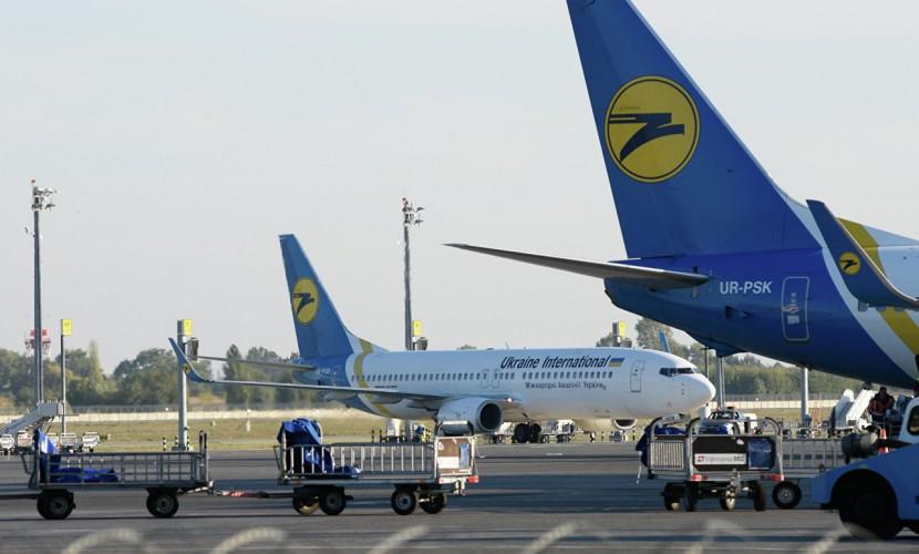 Украина запретила любые прямые рейсы в Россию