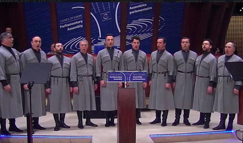 Грузия решила утереть нос России: сделала добровольный взнос в Совет Европы