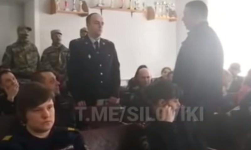 В Хабаровске начальник ГИБДД задержан на занятиях по противодействию коррупции