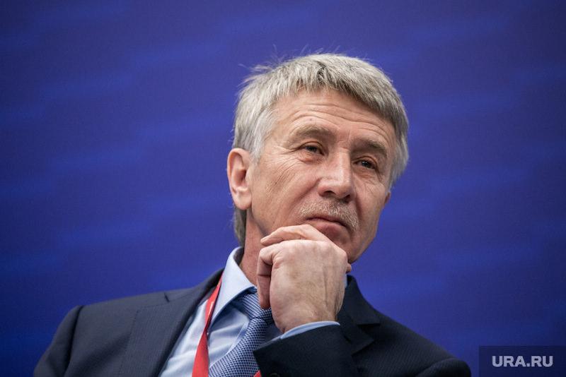 Самый богатый человек взял под крыло российский футбол