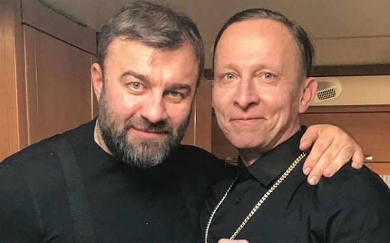 Пореченков и Охлобыстин простили Зеленского за