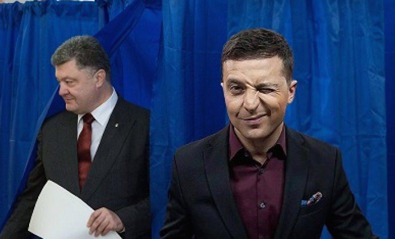 Зеленский позвал Порошенко с медсправкой, тот пообещал прийти на стадион