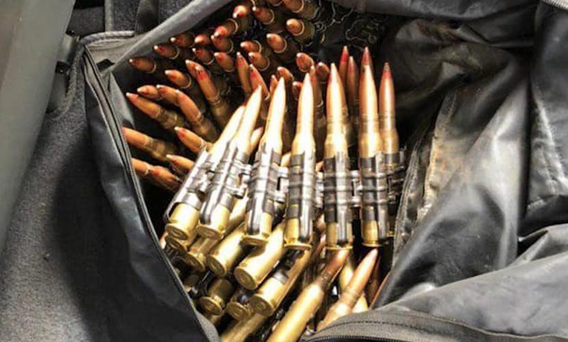У дома Зеленского поймали киллеров с пулеметом