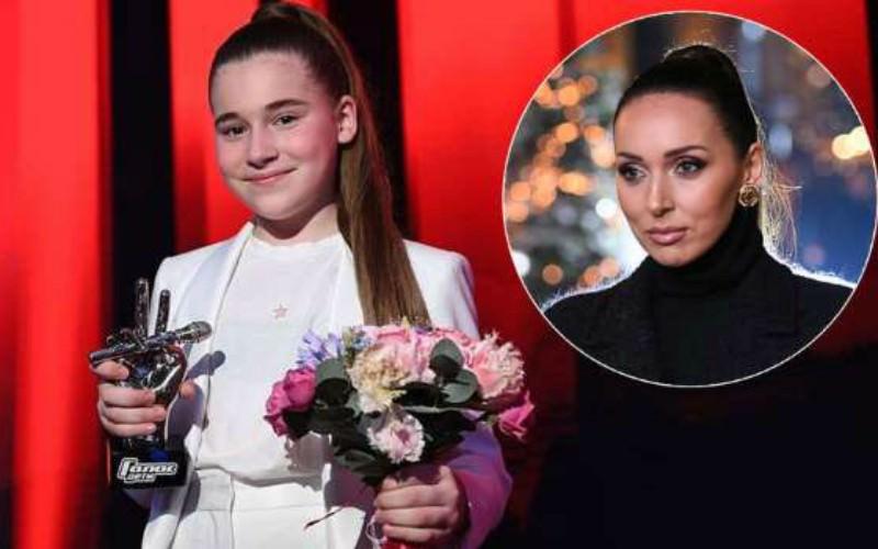 Победа дочки Алсу грозит Первому каналу международным скандалом