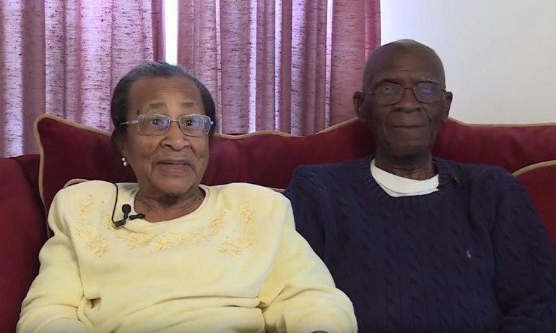 Супруги на 82-летнюю годовщину брака раскрыли секрет крепких отношений