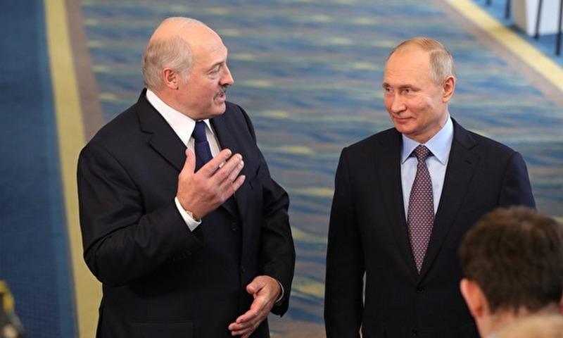 Путин распорядился предоставить Белоруссии кредит в 600 млн долларов