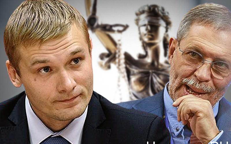 За дебила ответишь: в Хакасии суд рассматривает иск губернатора к Леонтьеву