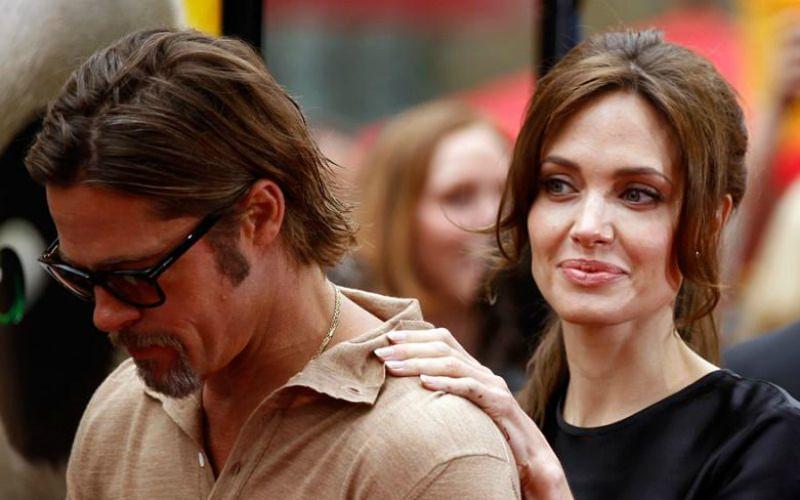 Джоли затягивает развод, чтобы вернуть Брэда Питта