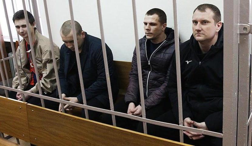 В Госдуме предложили обменять украинских моряков на Порошенко