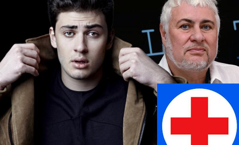 Сын российского миллиардера Саркисова впал в кому после передозировки препаратами