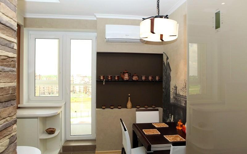 Дизайн интерьера кухни от «Строй Дизайн»