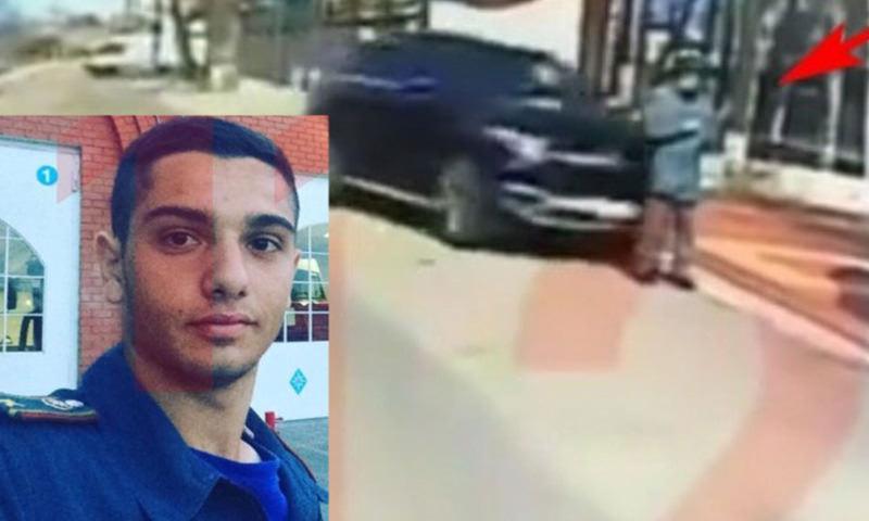 В Воронеже задержали мажора, который намеренно сбил курсанта института МЧС