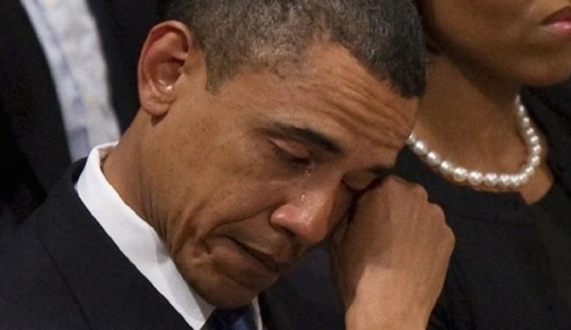 Обама пожаловался на тяжелую жизнь
