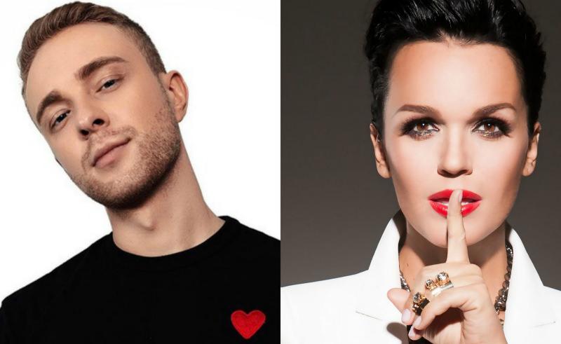 «Крида не люблю»: Слава рассказала, почему не запишет дуэт с популярными артистами