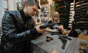 Россиян хотят вооружить