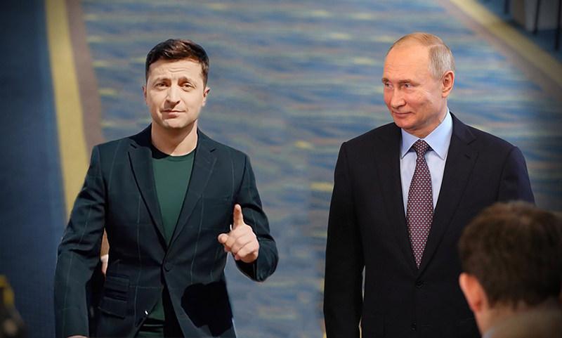 """""""У нас будет общее гражданство"""": Путин ответил Зеленскому по паспортному вопросу"""