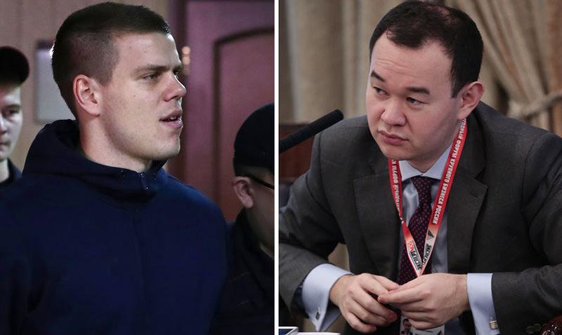 Избитый чиновник отказался  от примирения  с Александром Кокориным