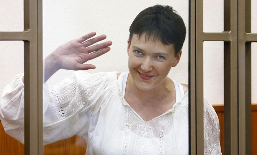 Суд на Украине освободил Надежду Савченко из-под стражи - Блокнот