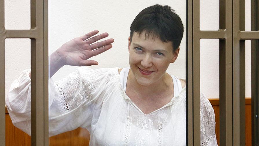 Суд на Украине освободил Надежду Савченко из-под стражи