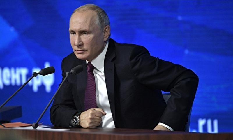 Путин подписал закон об уголовном наказании для «воров в законе»