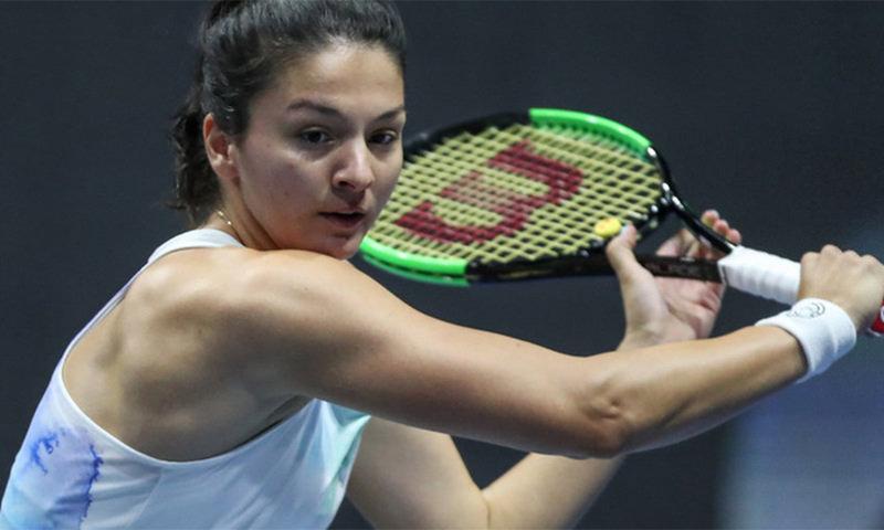Россиянка Гаспарян разгромила Родригес на теннисном турнире в Монтеррее