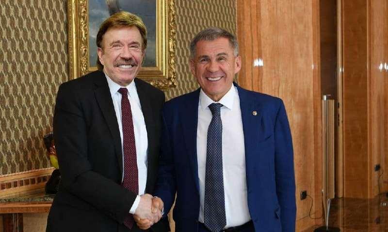 Главой Минспорта Татарстана