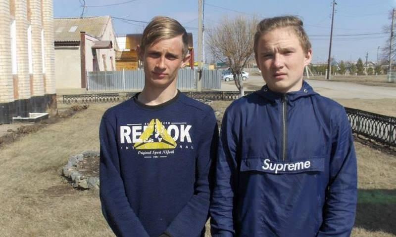 В Челябинской области подростки вытащили из огня шестерых детей