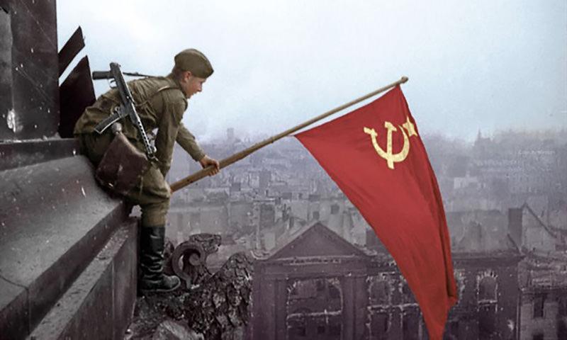 Календарь: 2 мая - Советские войска взяли Берлин