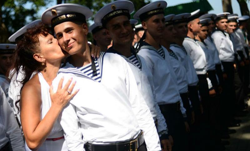 Календарь: 13 мая - День Черноморского флота ВМФ России