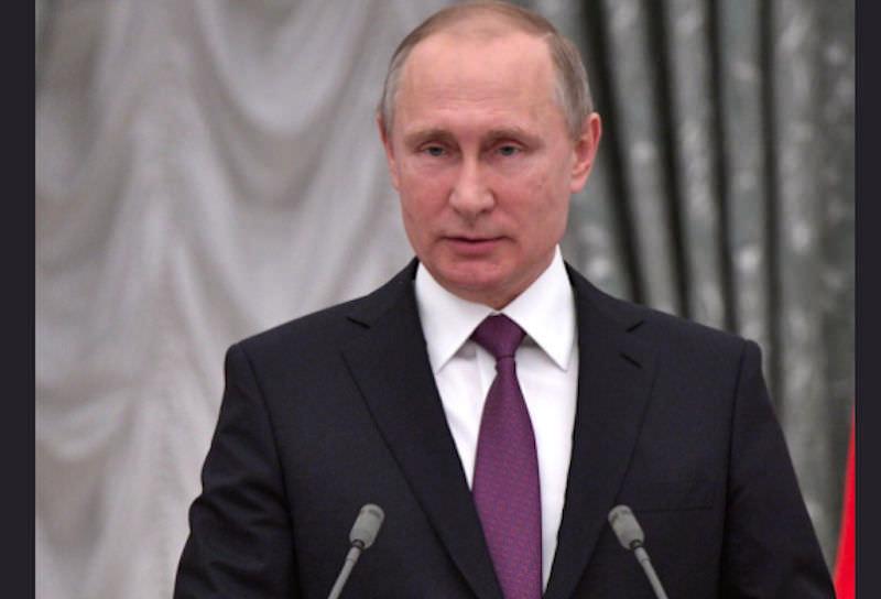 Путин назвал чиновников