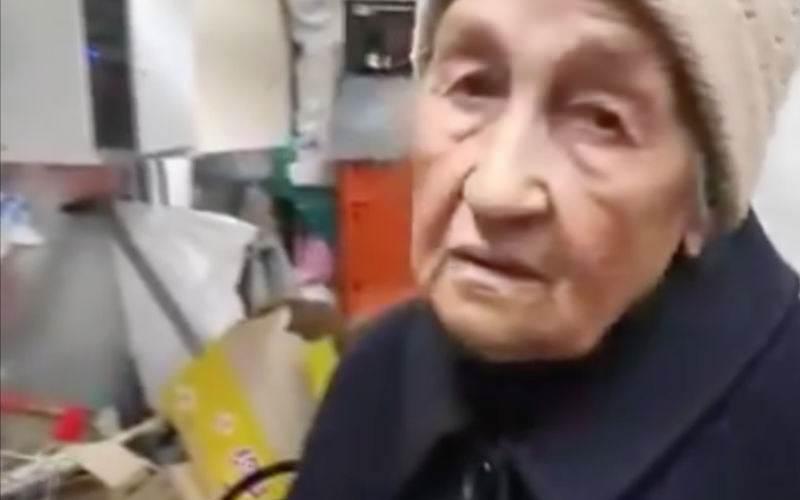 Люди заступились за бабушку, которая украла в магазине корм для кота
