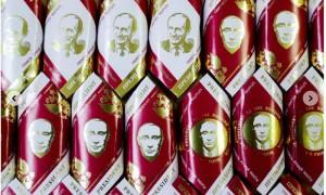 Интернет-магазины предлагают «шоколадного Путина» по 2640 за кг