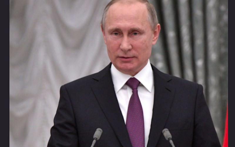Путин вручил в Кремле награды. Самая высокая досталась Матвиенко
