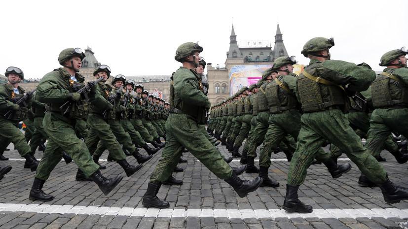 В российской армии появилось новое звание - Блокнот