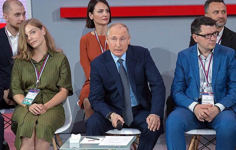 Путин: власти должны реагировать на нарушения «как собака Павлова»