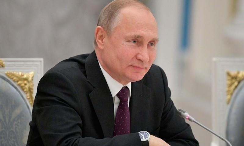 Путин назвал задачу номер один