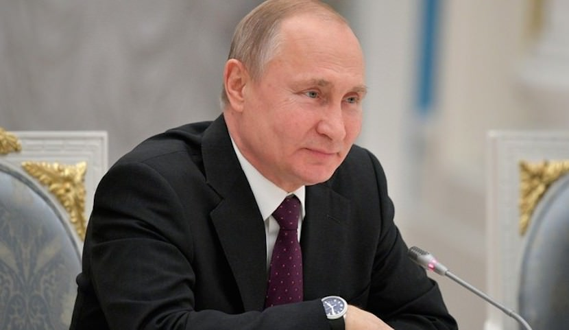 И на пути Путина встречаются закрытые двери