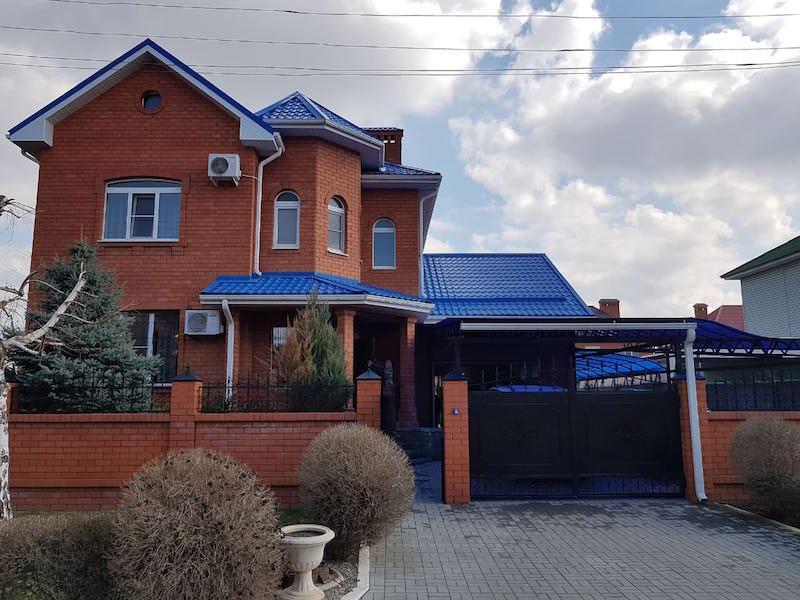 Дом Игоря Леоненко