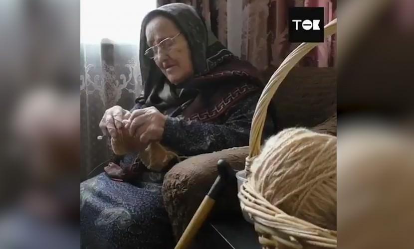 Жилетки от 109-летней бабушки