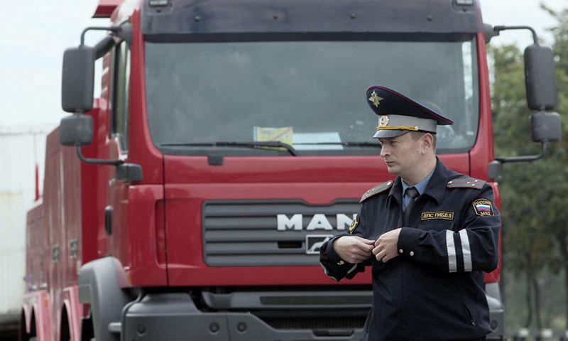 В России ограничат движение грузовиков по трассам в дневное время