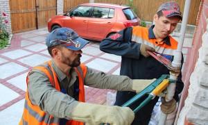 Газовики подключили газ к водопроводу в Иваново