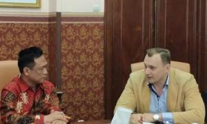 Руководитель проекта «муниципальная дипломатия» Аркадий Павлинов: