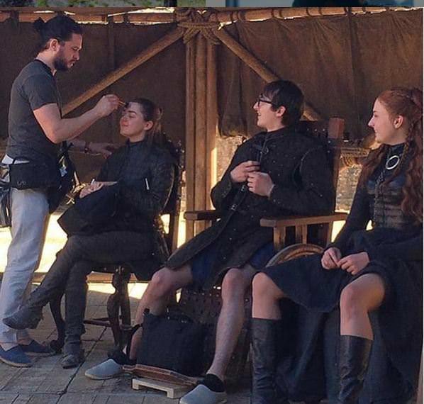 СМИ: Кит Харингтон попал в клинику из-за финала «Игры престолов»
