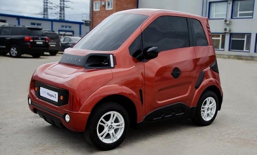 Новый российский электромобиль будет стоить в 20 раз меньше Tesla